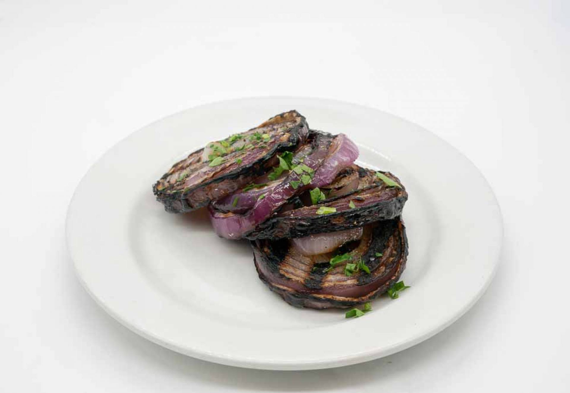 Organic Grilled Red Onion