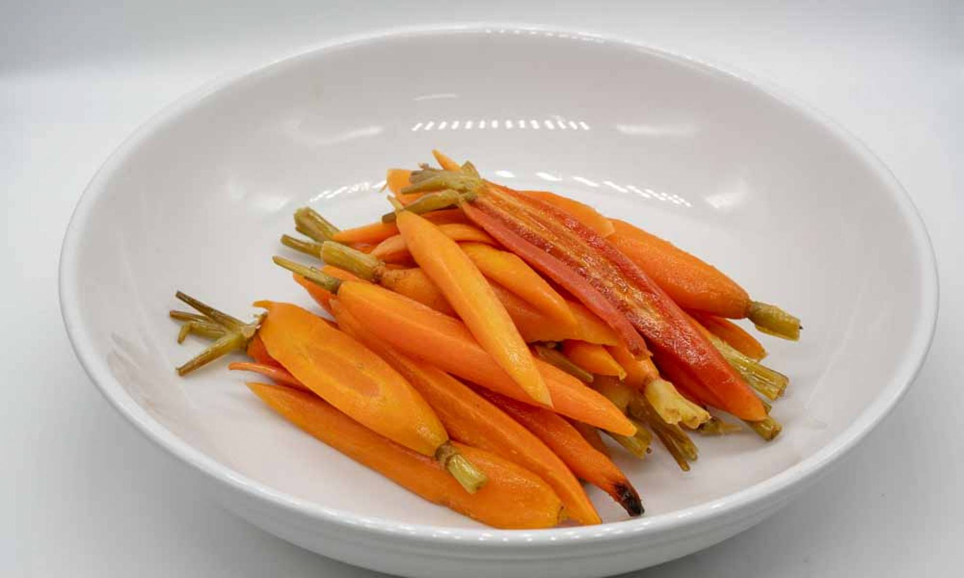 Organic Roasted Carrots (1/2 pound)