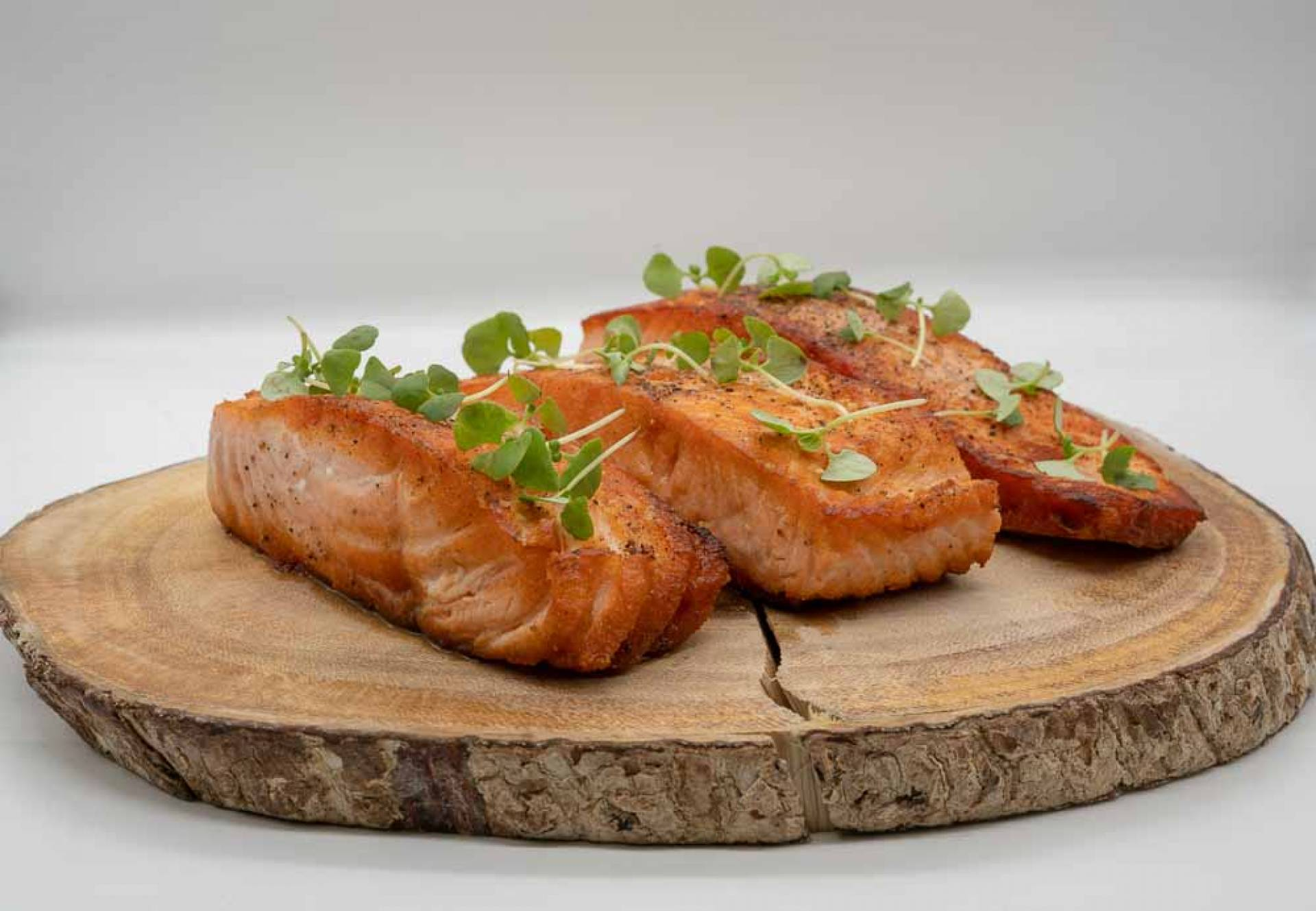 Wild Caught Salmon (1/2 pound)